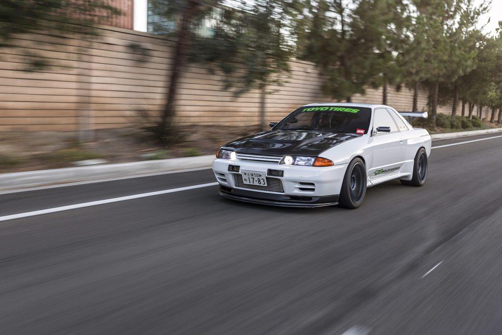 1990 Nissan Skyline R32 GT-R RB28DETT Godzilla 500+HP