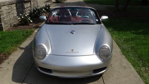 1997 Porsche Boxster Spyder Concept 550 Recreation for sale