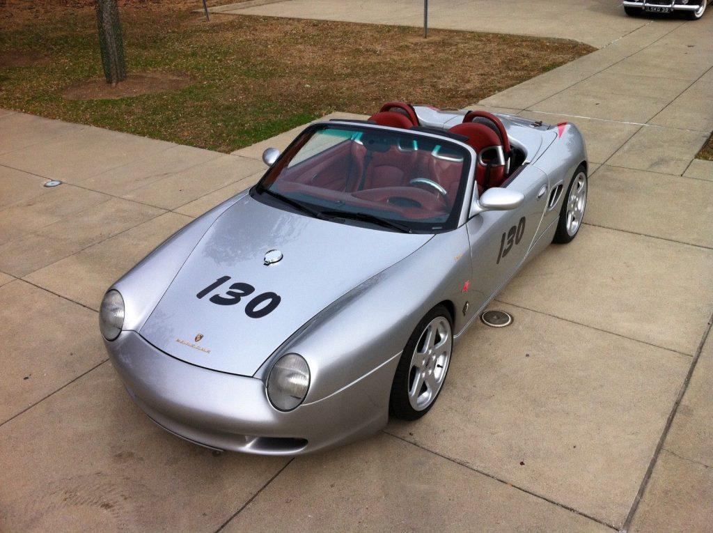 1997 Porsche Boxster Spyder Concept 550 Recreation