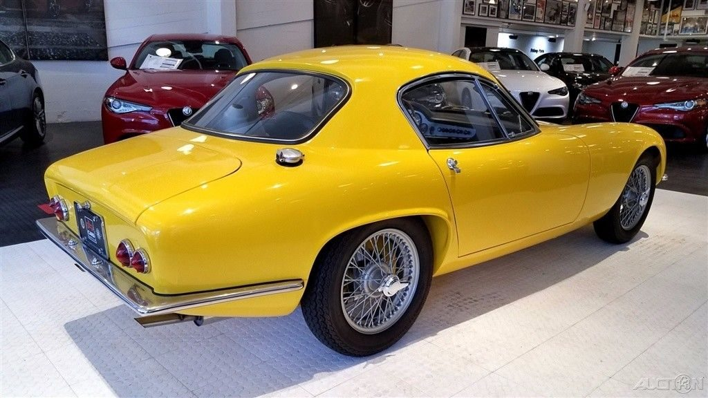 Concours 1960 Lotus Elite Series II