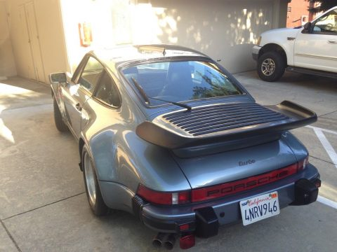 1985 Porsche 930 Turbo for sale
