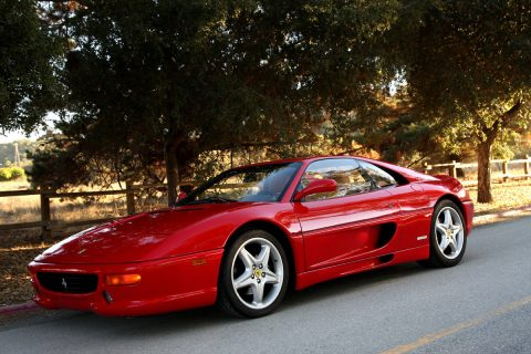 1998 Ferrari 355 F1 Berlinetta for sale
