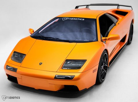 2001 Lamborghini Diablo 6.0 VT for sale