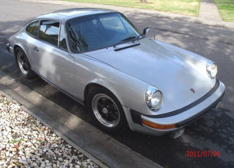 1976 Porsche 911 – Excellent Condition for sale