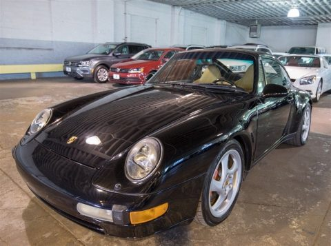 1997 Porsche 911 Carrera for sale