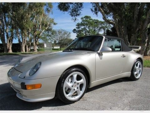 UNIQUE AND RARE 1997 Porsche 911 Carrera for sale