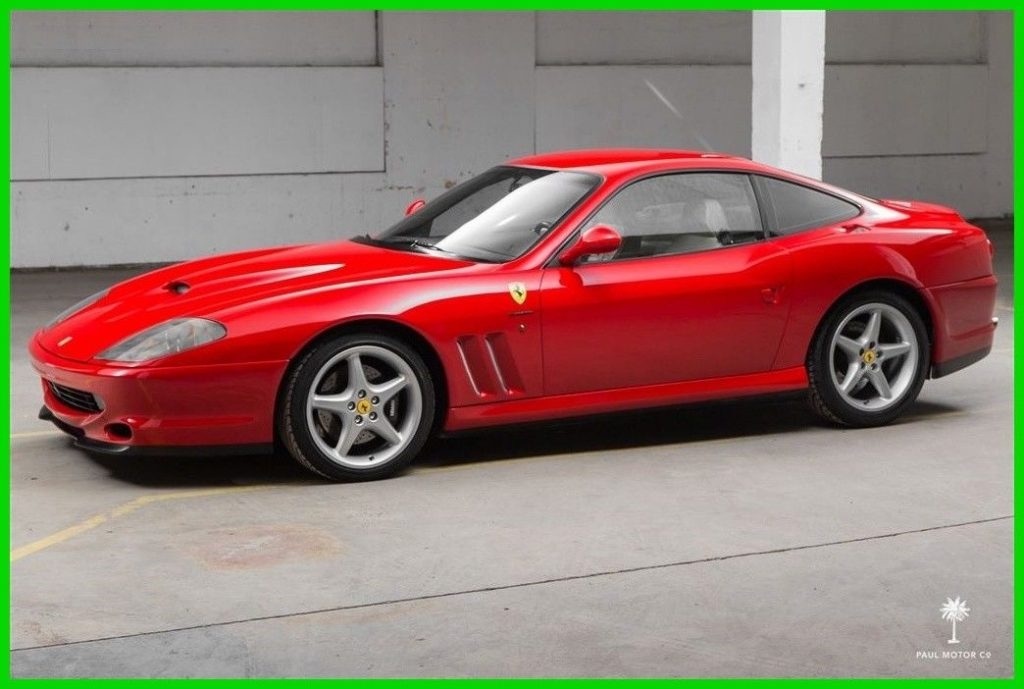 2000 Ferrari 550 Ferrari 550 Maranello
