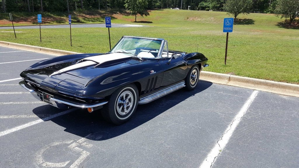 Award winning 1965 Chevrolet Corvette