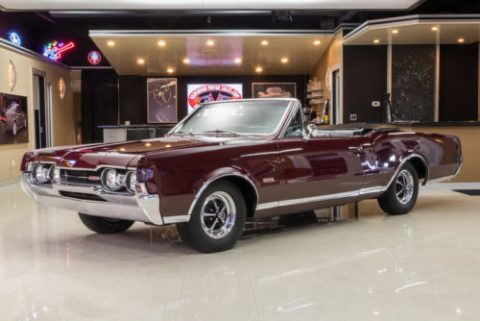 Fully Restored 1967 Oldsmobile 442 Convertible for sale