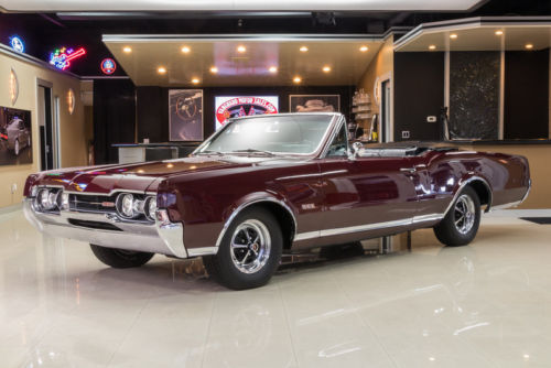 Fully Restored 1967 Oldsmobile 442 Convertible