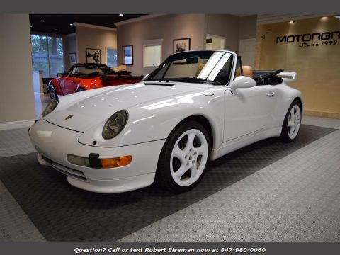 RARE 1997 Porsche 911 Carrera 993 for sale