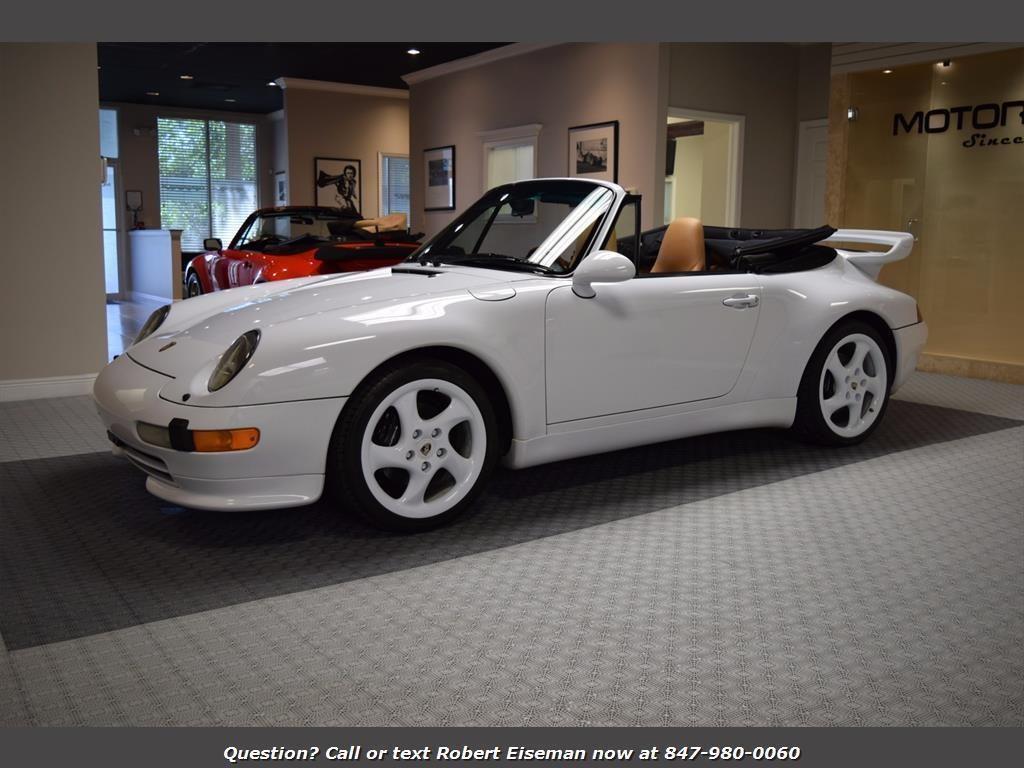 RARE 1997 Porsche 911 Carrera 993