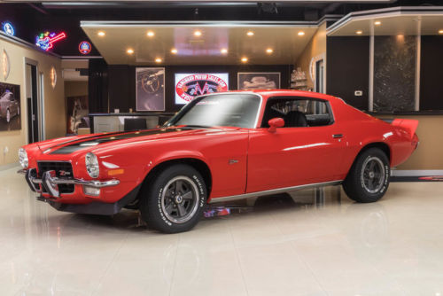 Restored 1973 Chevrolet Camaro Z28