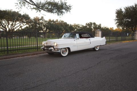 1955 Cadillac in AMAZING CONDITION for sale
