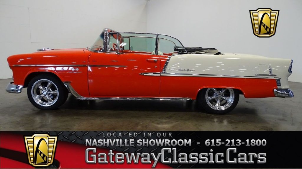 1955 Chevrolet Bel Air/150/210 in excellent condition