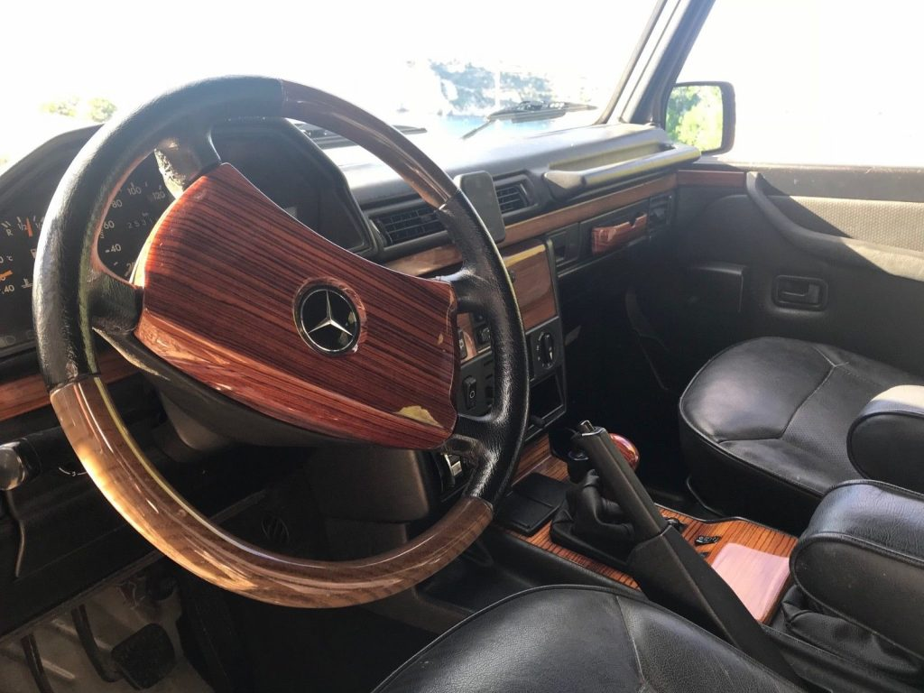 1992 Mercedes Benz G Class in PERFECT VINTAGE CONDITION
