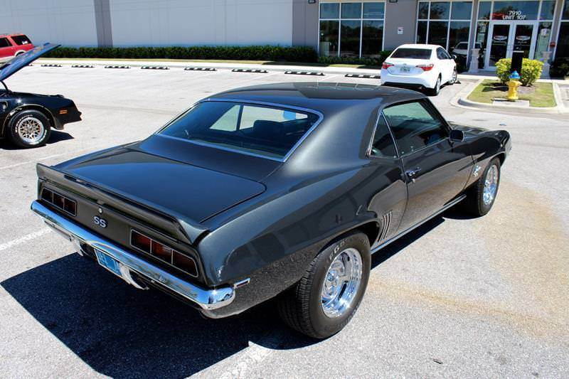 FANTASTIC 1969 Chevrolet Camaro SS
