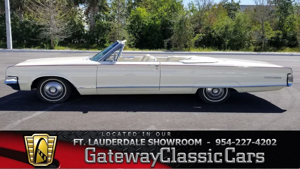 GORGEOUS 1965 Chrysler 300L