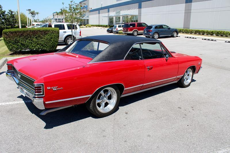 GREAT 1967 Chevrolet Chevelle SS396