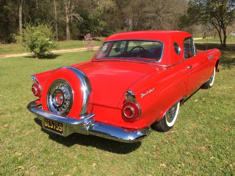 NICE 1956 Ford Thunderbird Chrome for sale