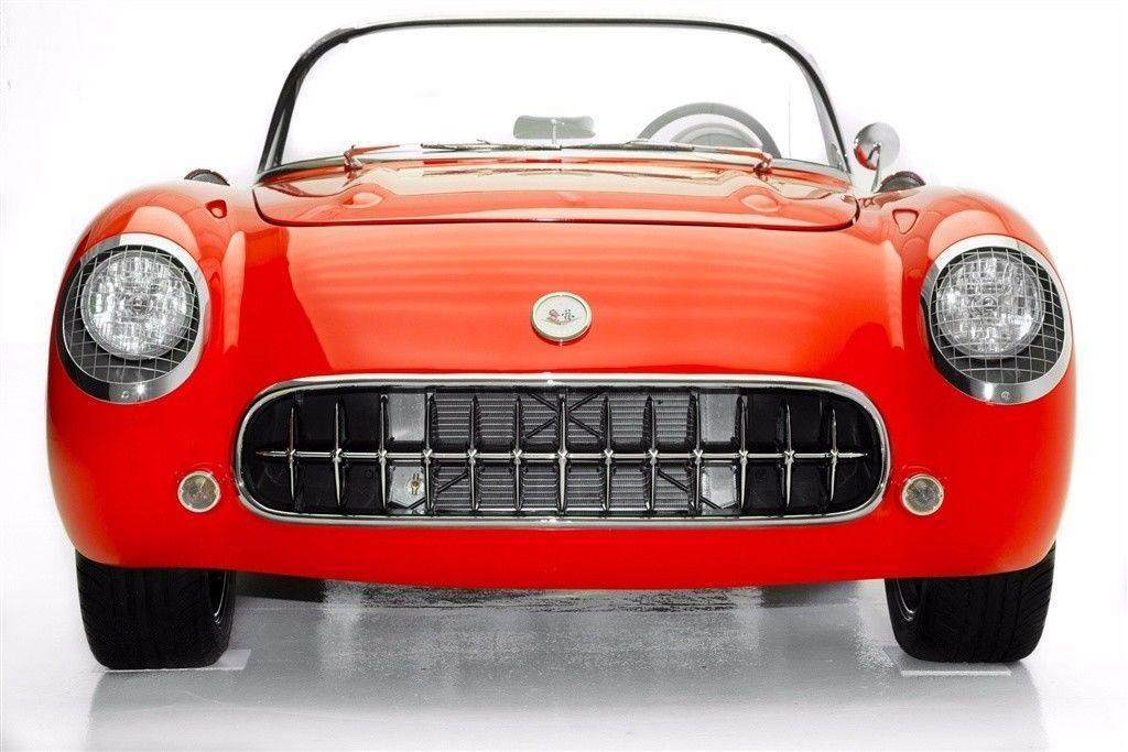 STUNNING 1954 Chevrolet Corvette