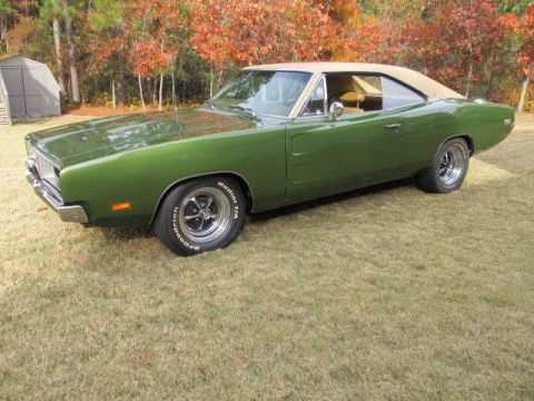 1969 Dodge Charger RT / SE Track Pack for sale