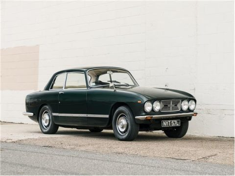 AMAZING 1972 Bristol 411 Coupe for sale