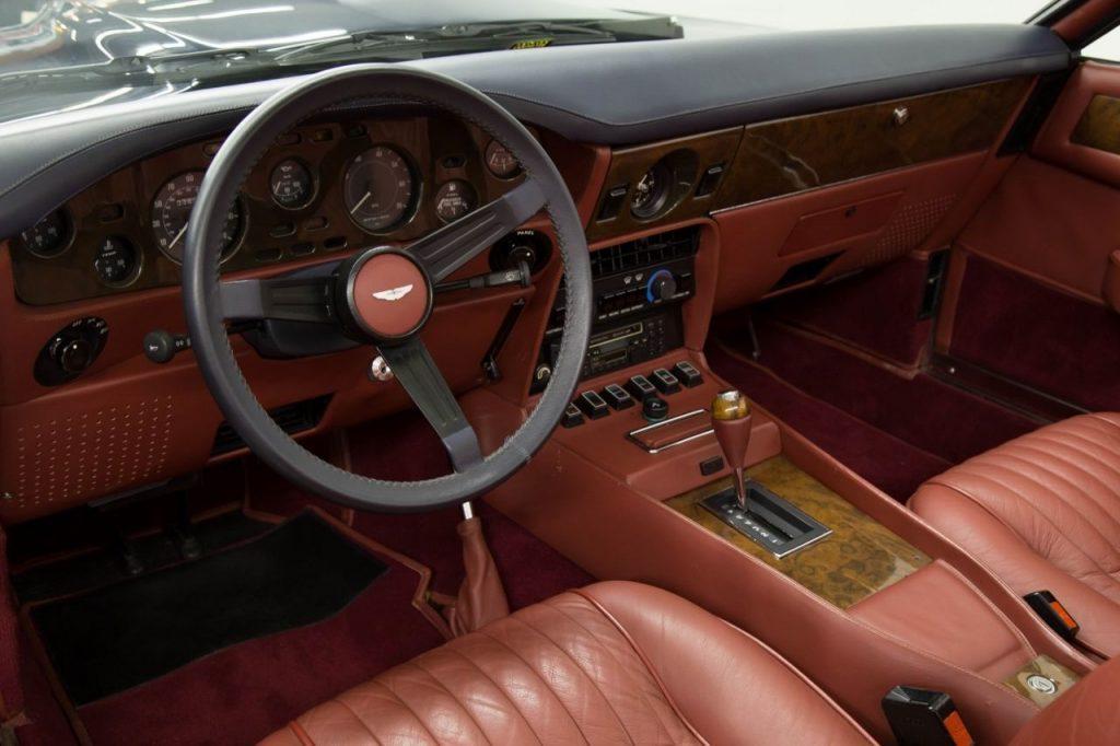 OUTSTANDING 1984 Aston Martin Volante V8 Convertible