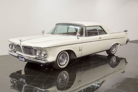 RARE 1962 Chrysler Imperial Crown Convertible for sale