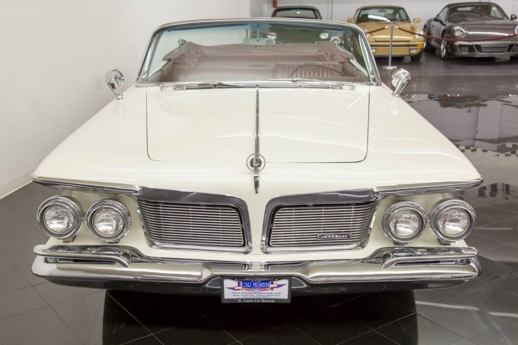 RARE 1962 Chrysler Imperial Crown Convertible