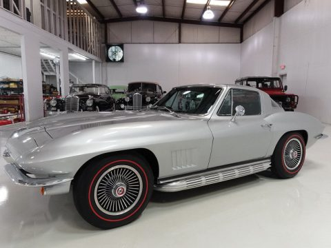 1967 Chevrolet Corvette Sting Ray Coupe – Numbers Matching 327ci for sale