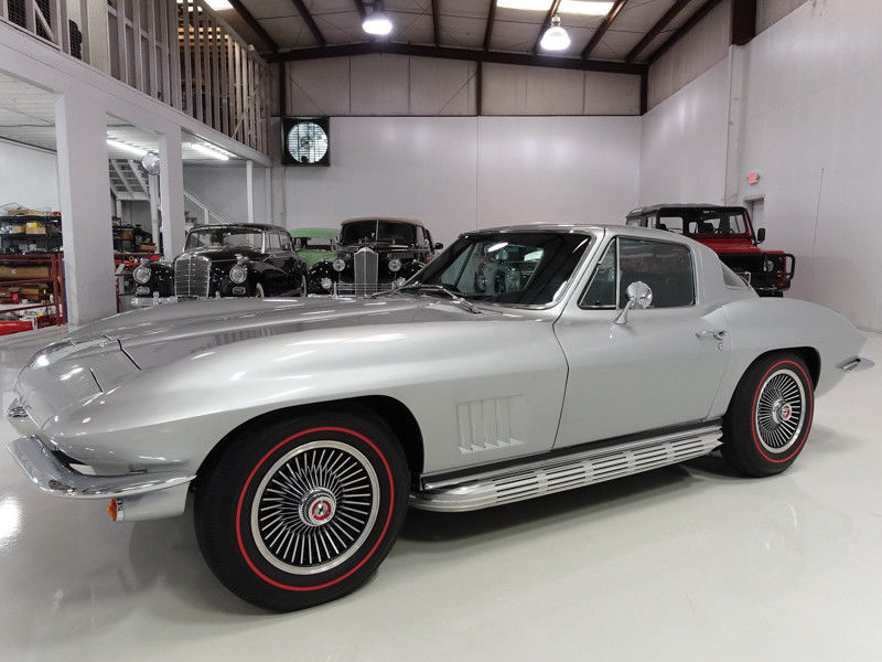 1967 Chevrolet Corvette Sting Ray Coupe – Numbers Matching 327ci