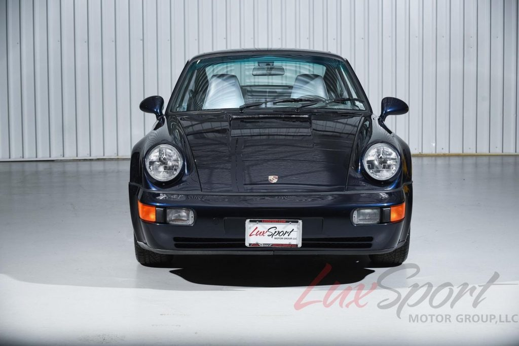AMAZING 1994 Porsche 964 Wide Body