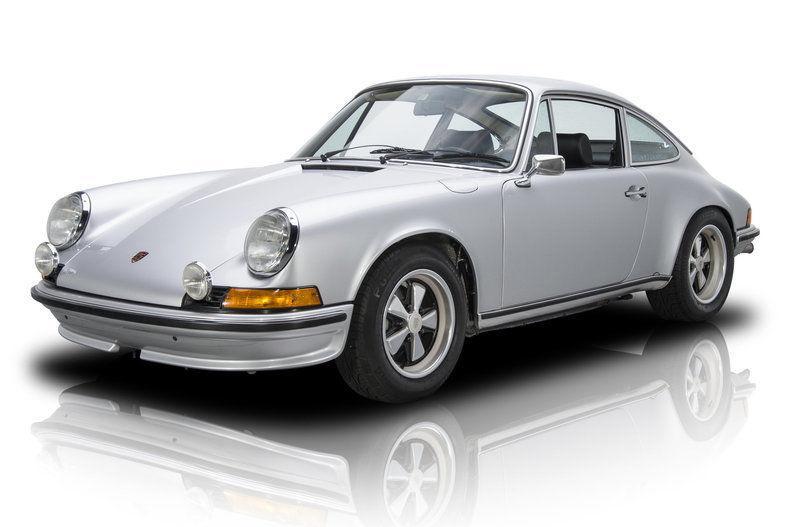 INCREDIBLE 1973 Porsche 911 S