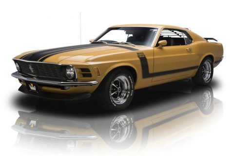 RARE 1970 Ford Mustang Boss 302 for sale