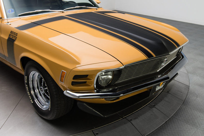RARE 1970 Ford Mustang Boss 302