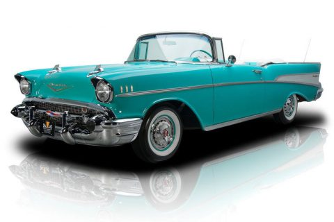 VERY NICE 1957 Chevrolet Bel Air/150/210 for sale