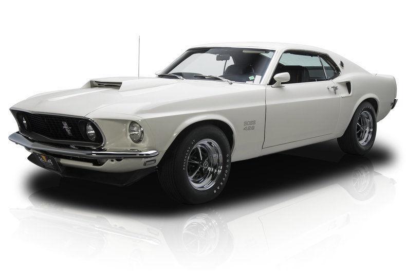 VERY NICE 1969 Ford Mustang Boss 429
