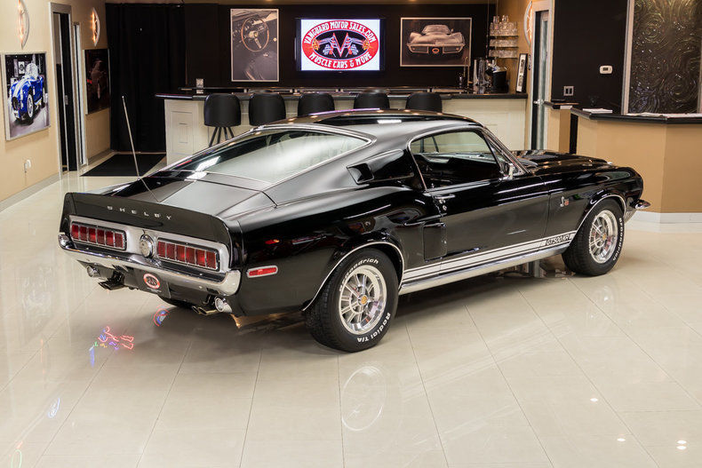 BEAUTIFUL 1968 Ford Mustang Fastback