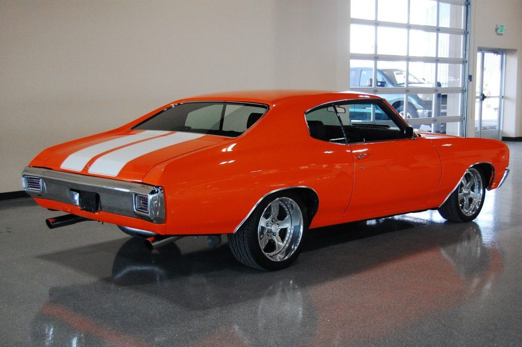 BEAUTIFUL 1972 Chevrolet Chevelle
