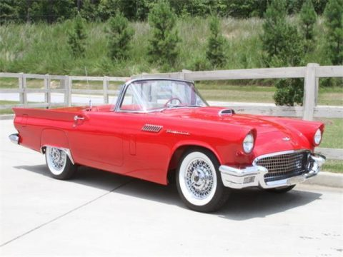 GREAT 1957 Ford Thunderbird for sale