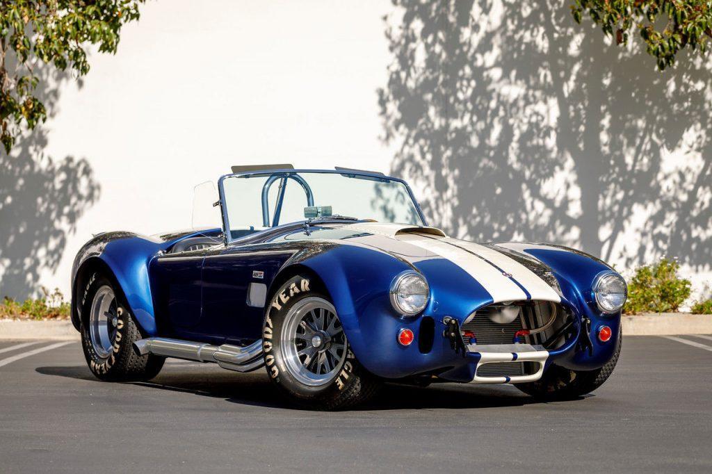 STUNNING 1965 Shelby Cobra