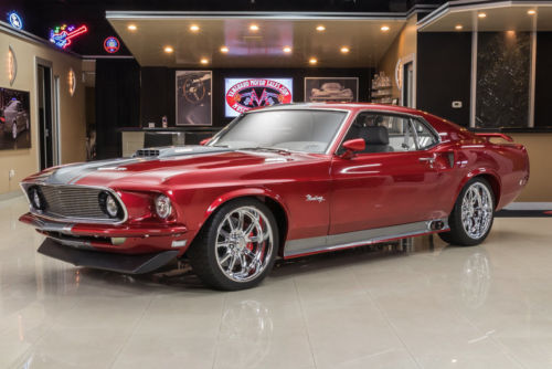 VERY NICE 1969 Ford Mustang Fastback Restomod