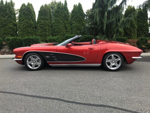1962 Chevrolet Corvette by CRCoachworks for sale