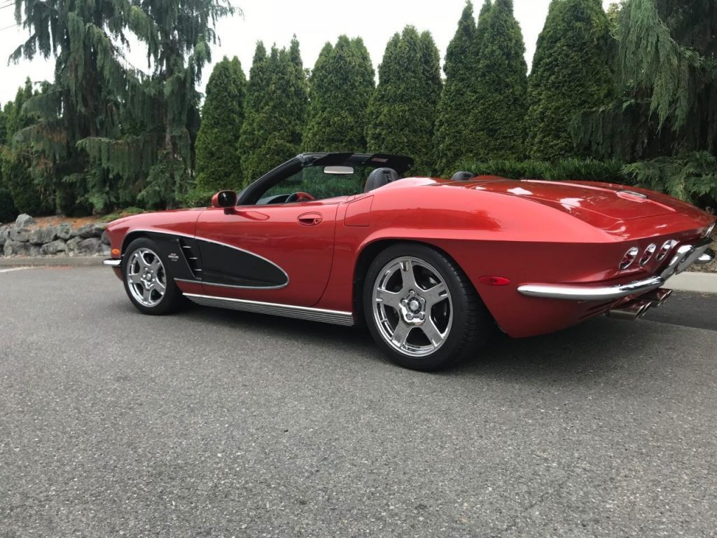 1962 Chevrolet Corvette by CRCoachworks