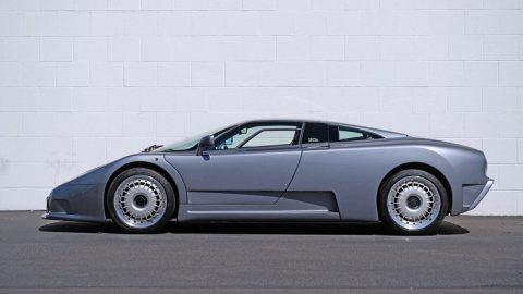 1993 Bugatti EB110 GT '94 Geneva Auto Show Car ~ Quad Turbo V12 Supercar for sale