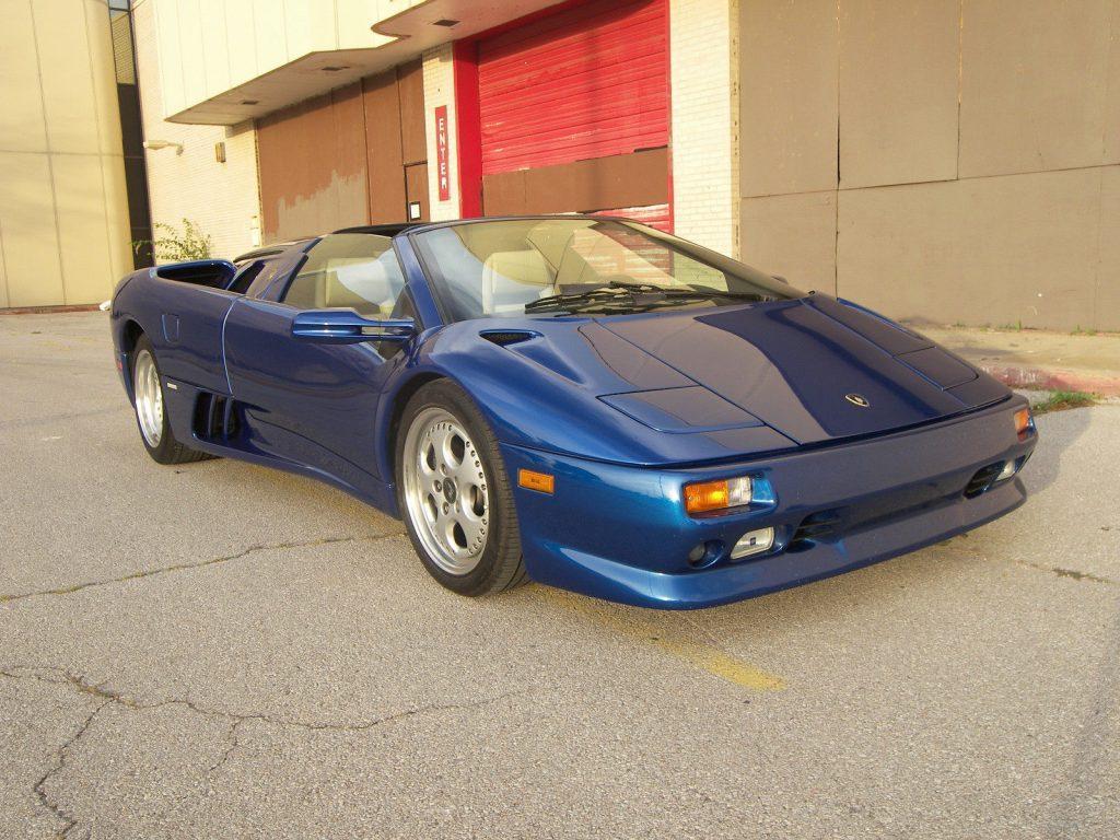 1997 Lamborghini Diablo Roadster