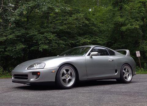 1998 Toyota Supra Twin Turbo for sale