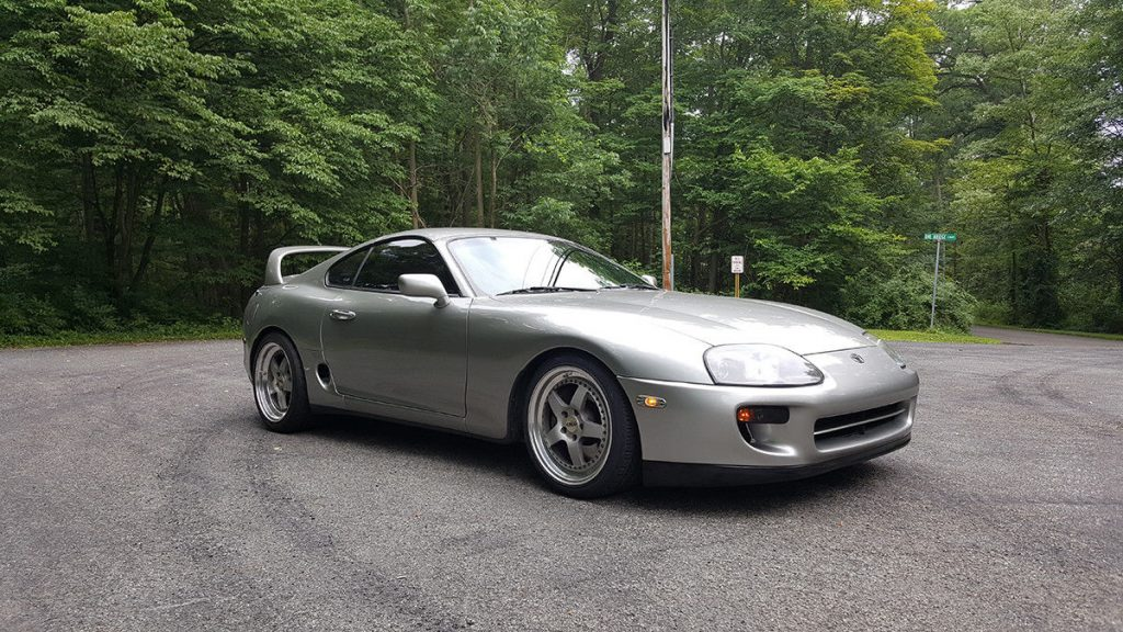 1998 Toyota Supra Twin Turbo