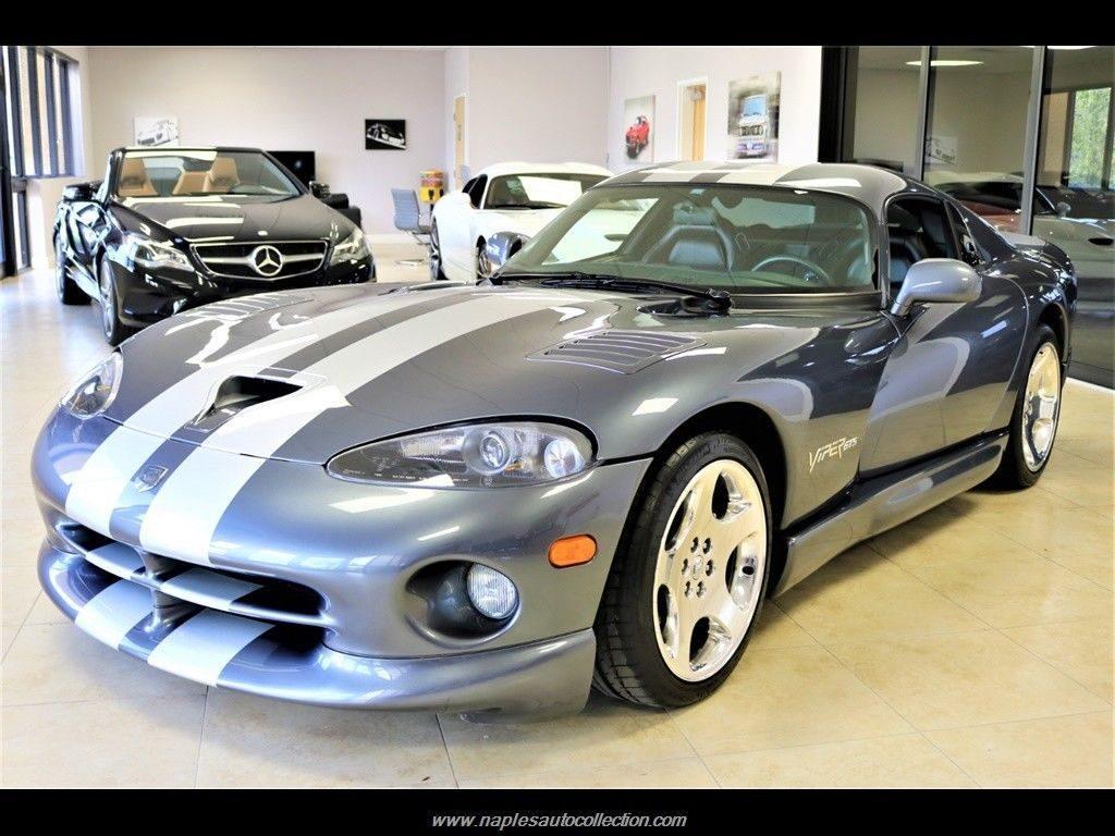 2000 Dodge Viper GTS 6 Speed Manual